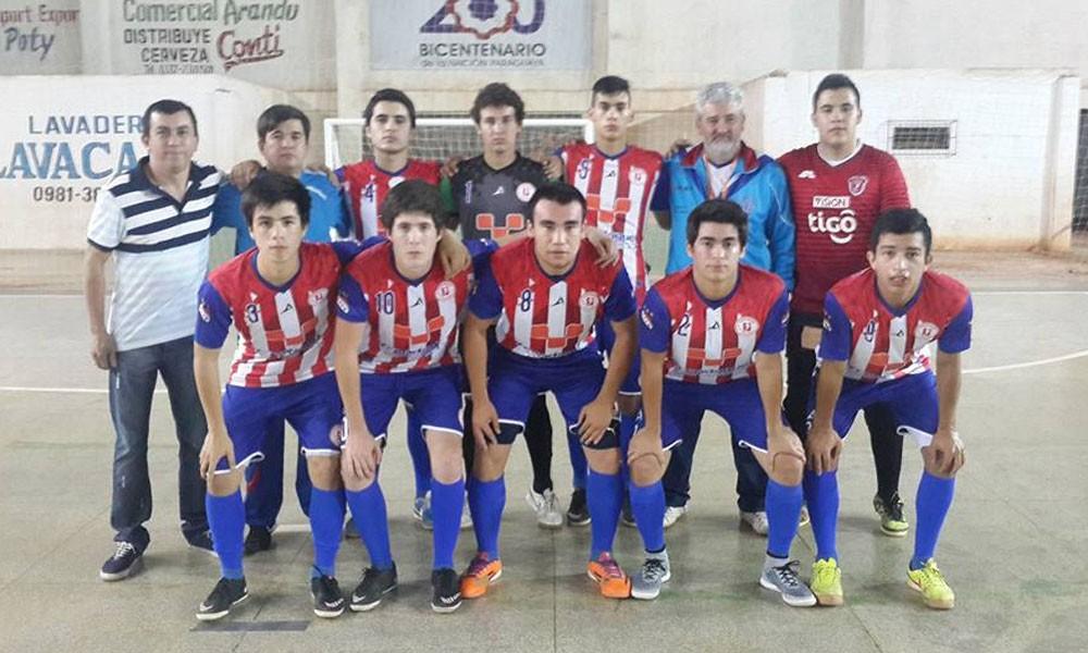 Equipos se preparan para el Nacional Ovetense C20 2016 //purodeporte.com.py