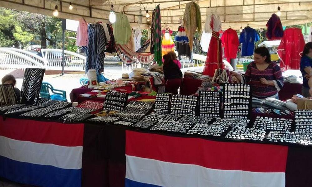 Feria Artesanal – ANAPP //Facebook - Instituto Paraguayo de Artesanía