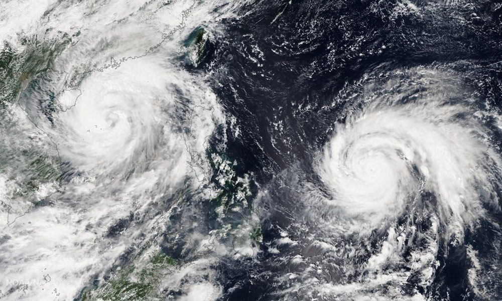 Filipinas: Declaran alerta máxima por el paso del tifón Heima