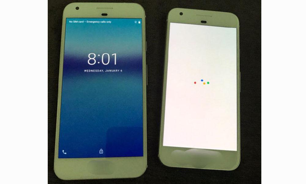 Google Pixel sale a competir con el iPhone 7