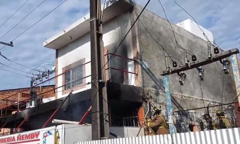 Librería Ñemby. Foto: captura de video - Paraguay.com