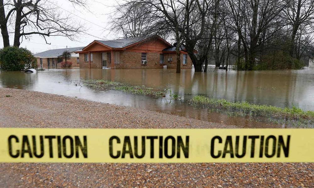 Obama declaró emergencia en Louisiana por inundaciones