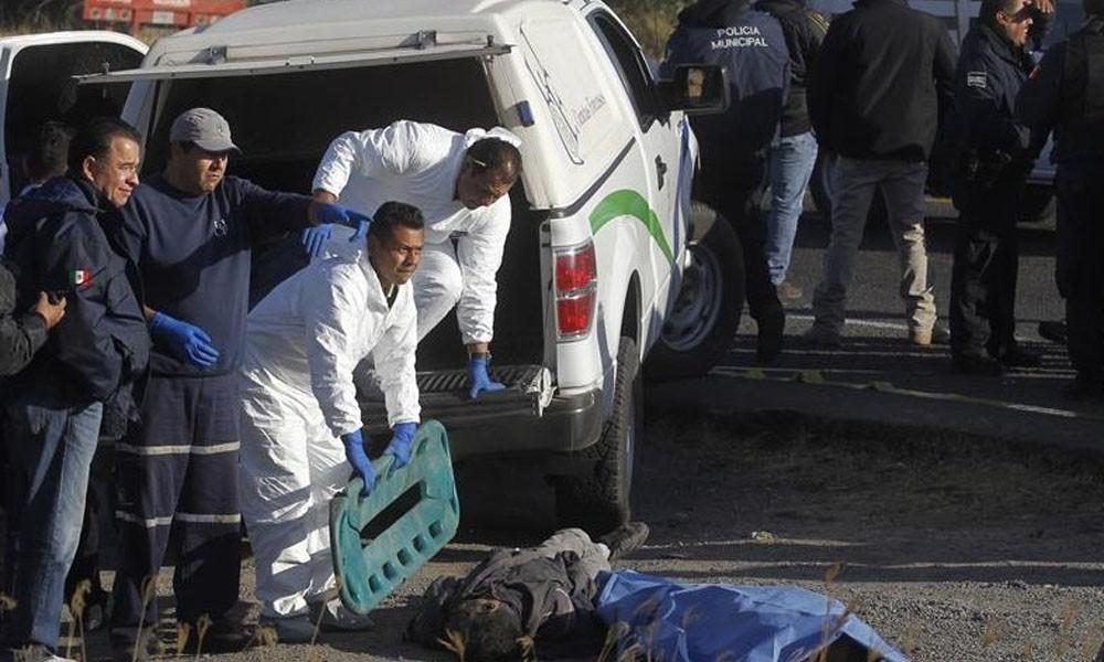 México: Hallan seis cuerpos con huellas de violencia