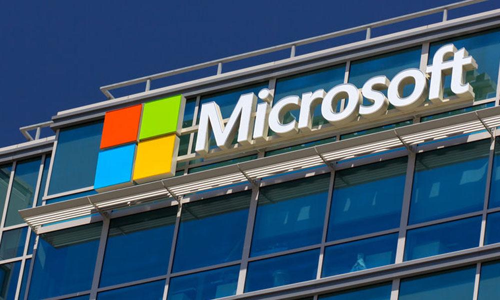 Foto Referencia. Sede de Microsoft en Santa Clara, California, Esatdos Unidos. //Diario TI