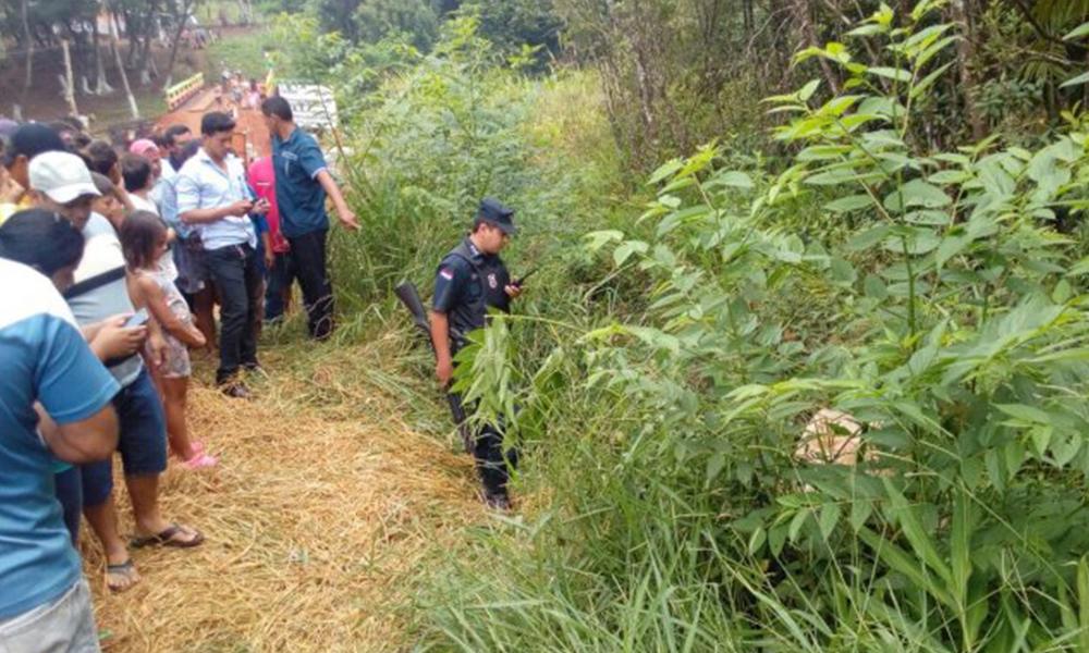 Este martes apareció el cuerpo sin vida de una mujer que estaba desaparecida desde el sábado. Foto://Ultimahora.com