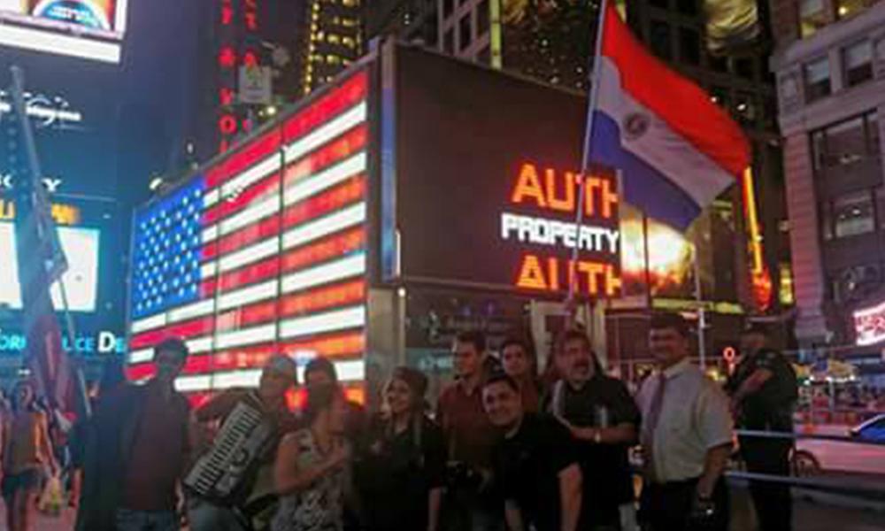 Foto ilustrativa: Facebook / Músicos Paraguayos Residentes en New York