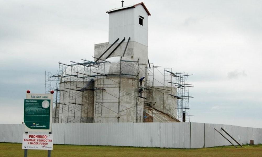 Encarnacion: Preservan silo como un ícono histórico