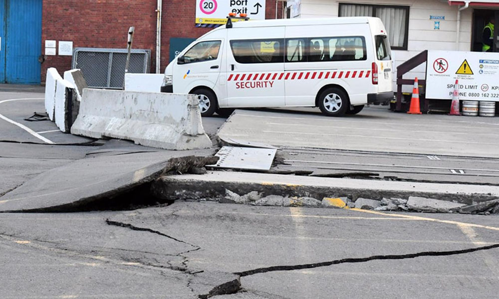 Sismo seguido de tsunami deja dos muertos en Nueva Zelanda
