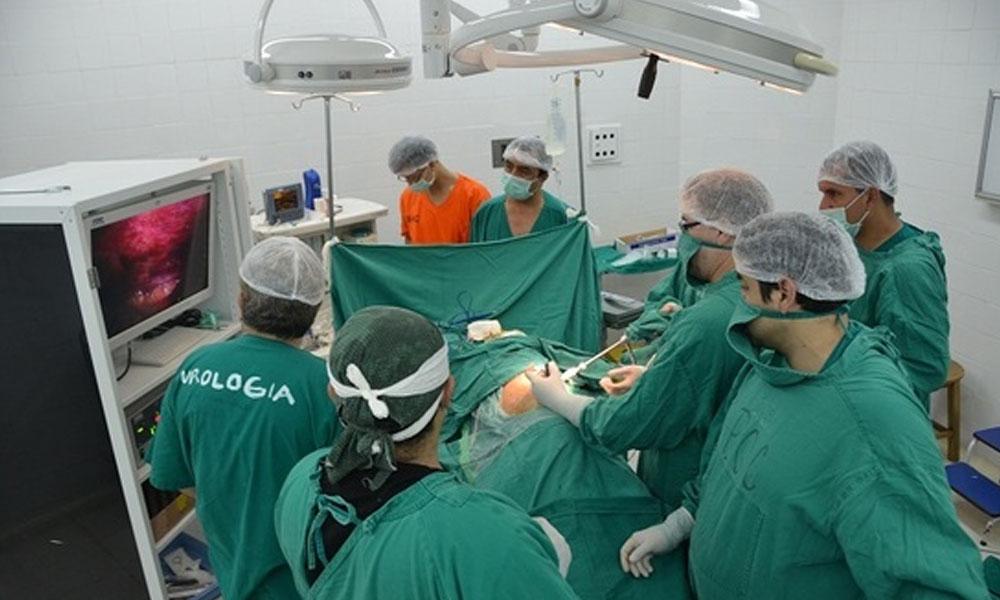 El Dr. Nelson Arellano resaltó la donación de órganos como la máxima expresión de amor. //paraguay.com