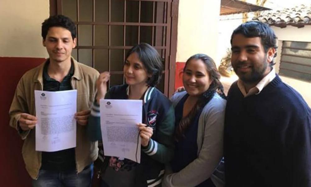 UNA: Fiscala Viviana Riveros levantó orden de detención contra universitarios