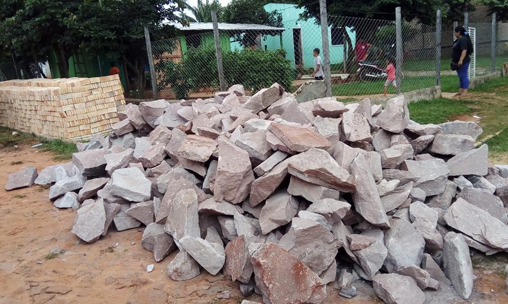 Construirán 23 viviendas en asentamiento Las Mercedes de Coronel Oviedo