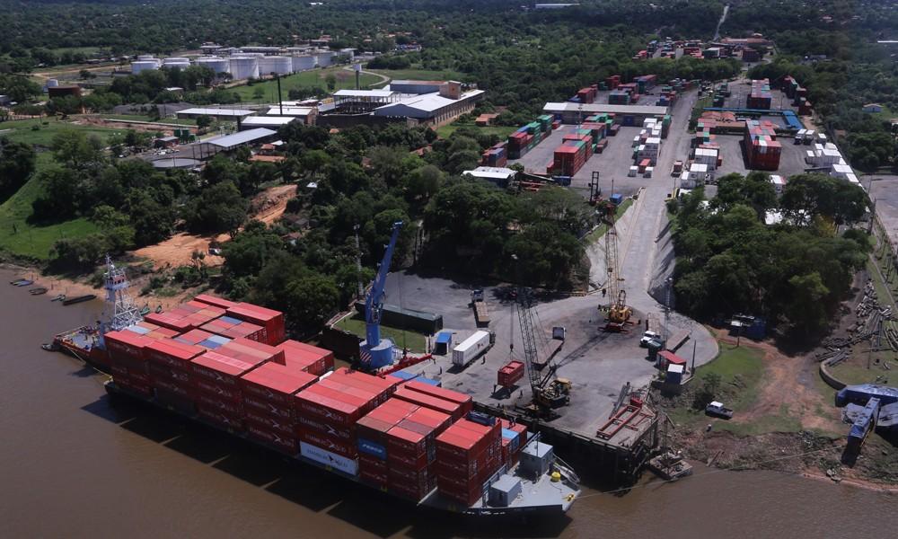 Terminal portuaria Terport S.A. //terport.com.py