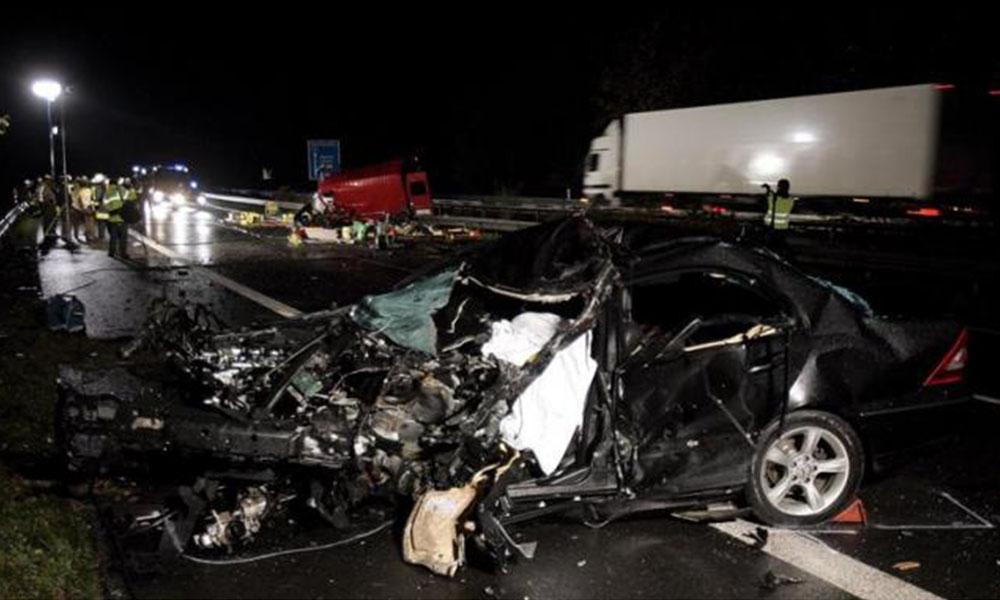 El fin de semana fue marcado por accidentes de tránsito, principalmente en motocicleta. Foto://Ultimahora.com