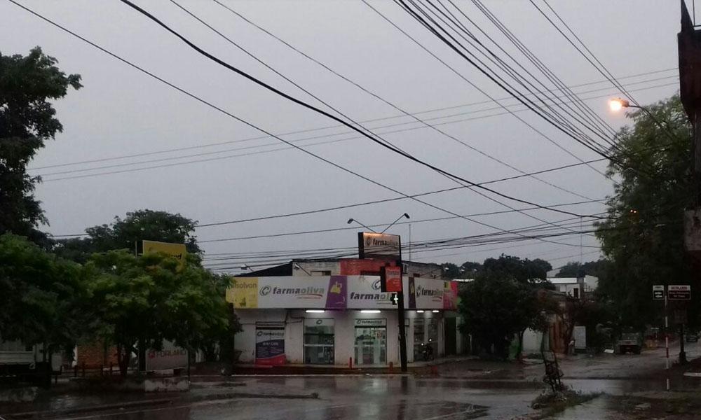 La máxima rondará los 31ºC en Coronel Oviedo. //OviedoPress