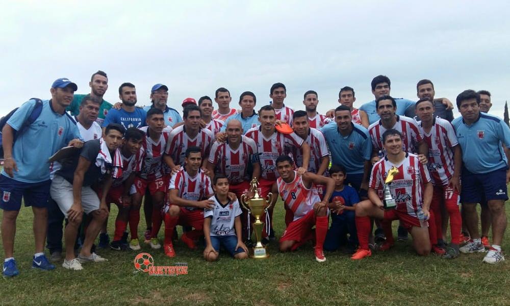 Ovetense se coronó campeón de la Copa de Verano