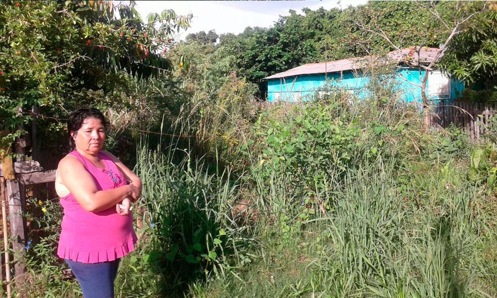 Denuncian ineptitud municipal en el barrio Azucena
