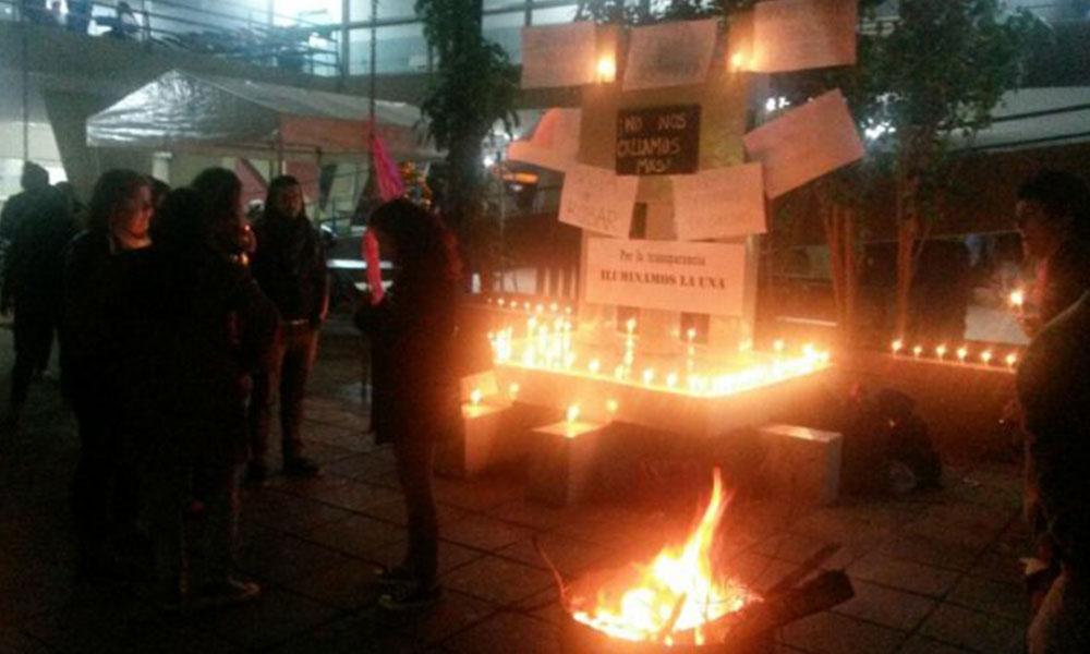 Estudiantes consiguen medida cautelar para suspender elecciones. Foto://Ultimahora.com