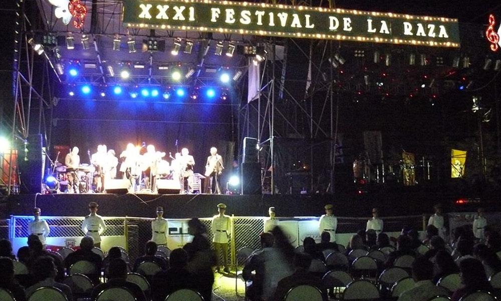 Foto Archivo. El Festival de la Raza tiene su noche central este sábado 15 de octubre. //www.ip.gov.py