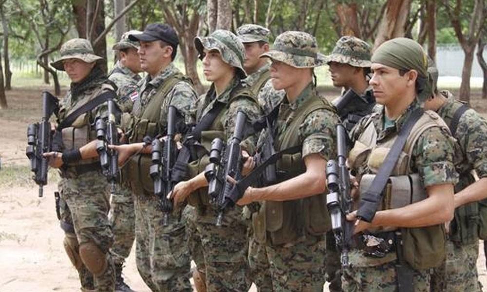 El planteamiento es dejar sin efecto la Fuerza de Tarea Conjunta//paraguay.com
