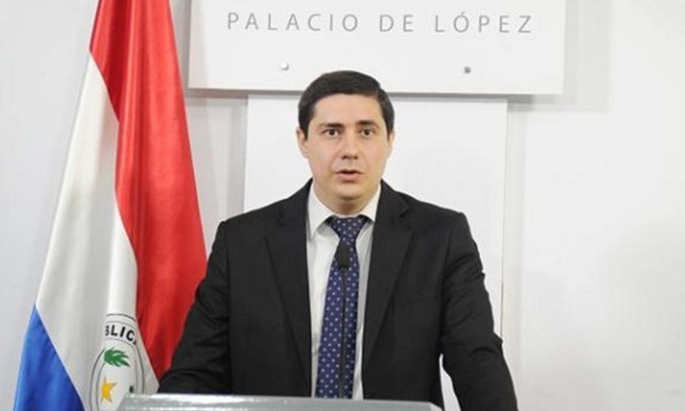 Carlos Zárate. Foto://Presidencia.