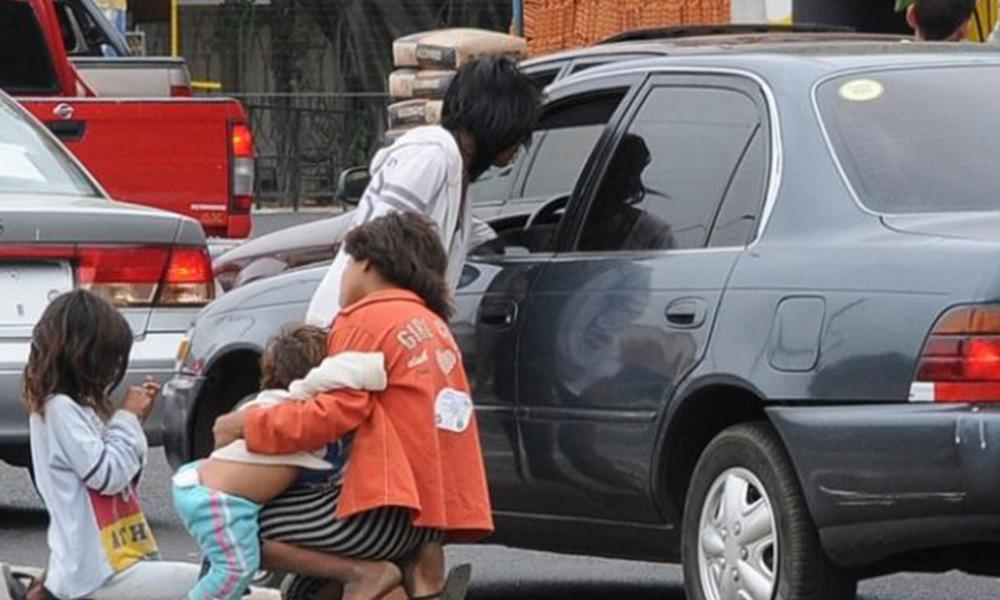 Imagen ilustrativa. Piden ya no dar monedas en las calles. Foto: Archivo - ultimahora.com
