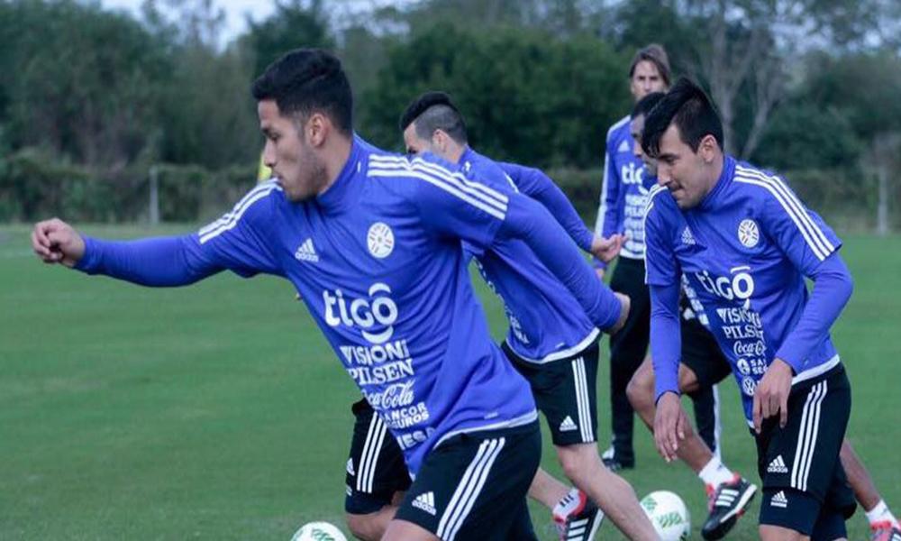 Este martes partido clave de la selección paraguaya