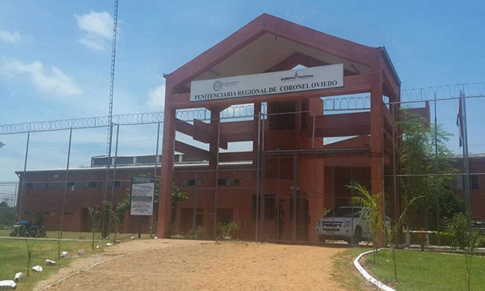 Penitenciaria Regional de Coronel Oviedo.