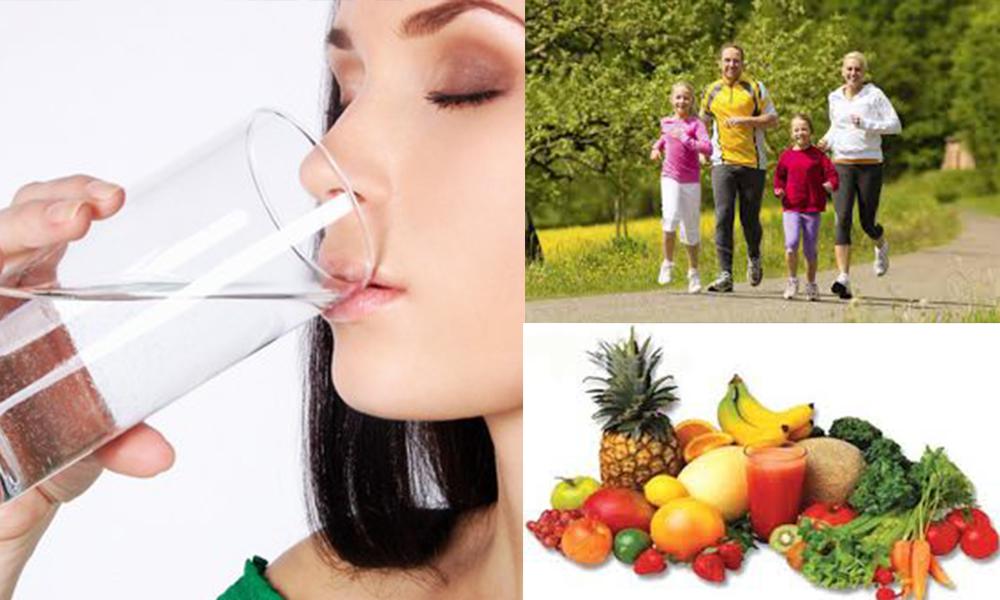 La OPS/OMS busca la dopción de estilos de vida saludable.