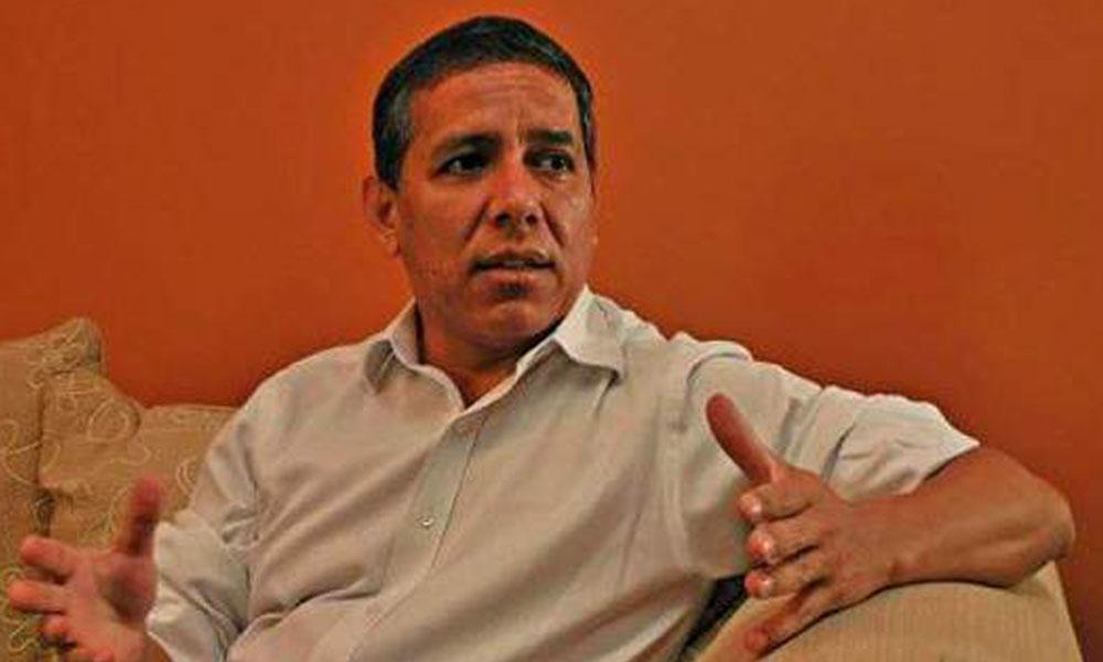 El senador, Carlos Amarilla. Foto; archivo / Última Hora
