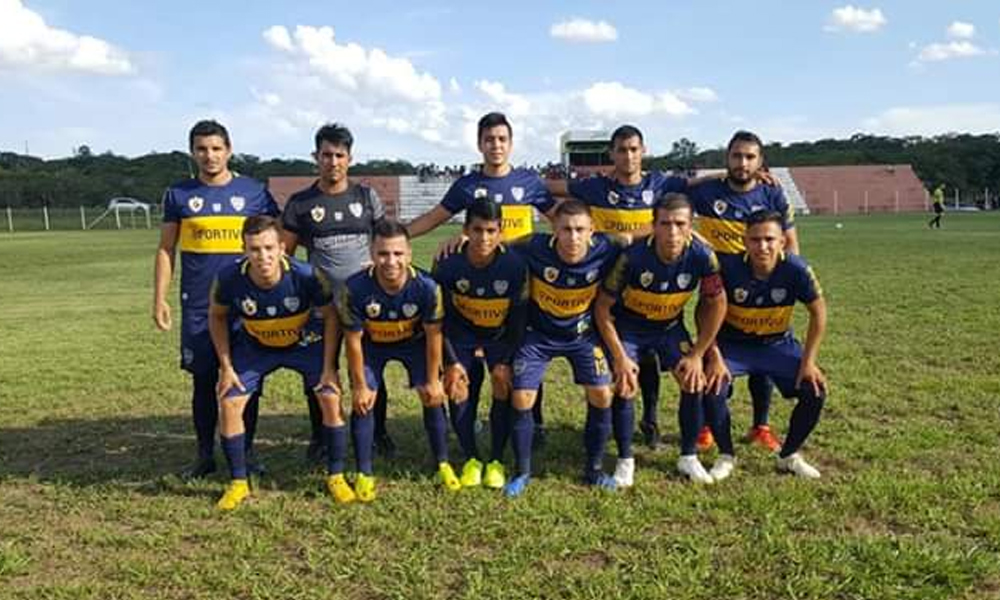 Cinco partidos en la continuidad del fútbol sanjosiano