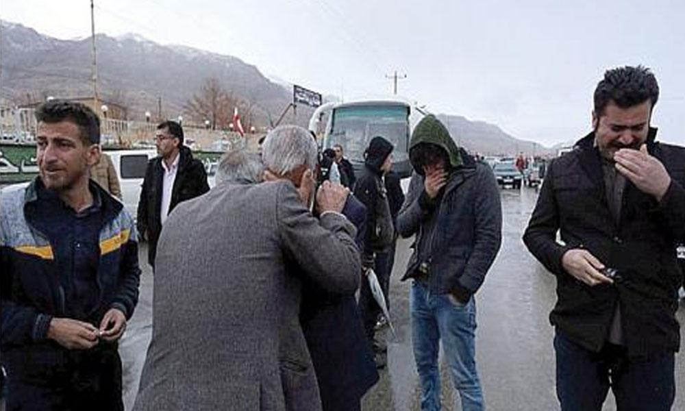 Un avión se estrella en Irán con 66 ocupantes a bordo