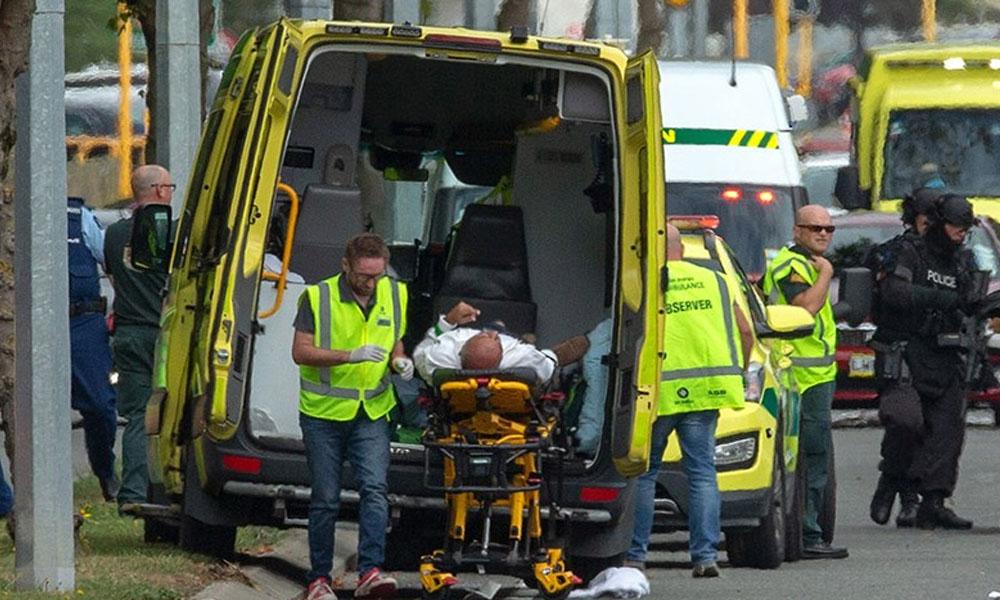 Nueva Zelanda: Casi 50 muertos en un ataque terrorista contra dos mezquitas