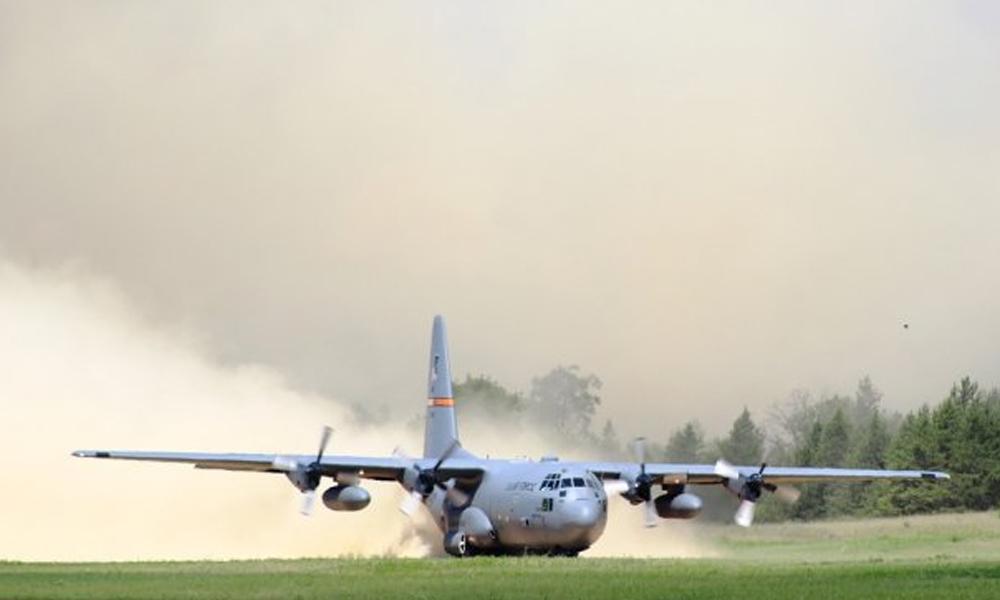 Casi 260 muertos en accidente de avión militar argelino