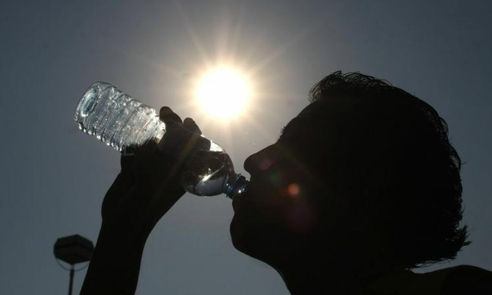 Ola de calor rompe récords en el mes de enero
