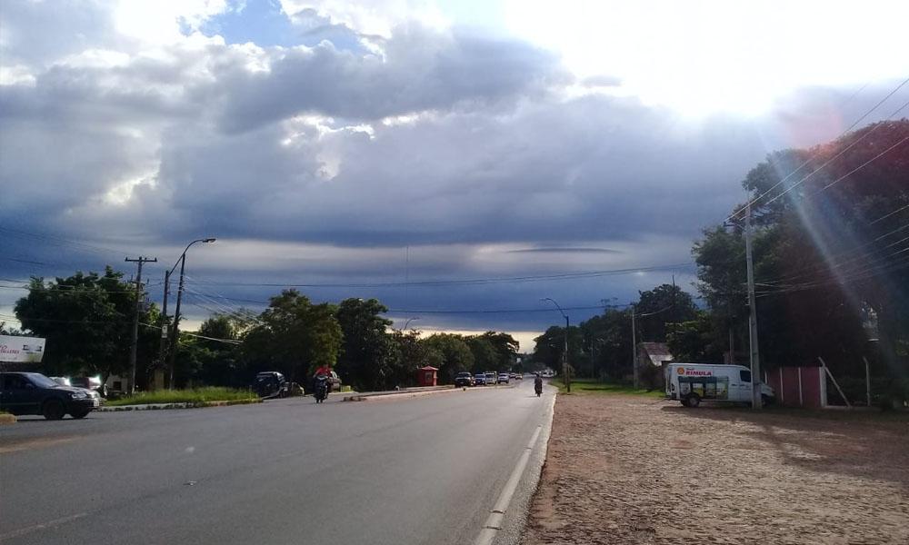 Martes con posibilidades de lluvia en Coronel Oviedo