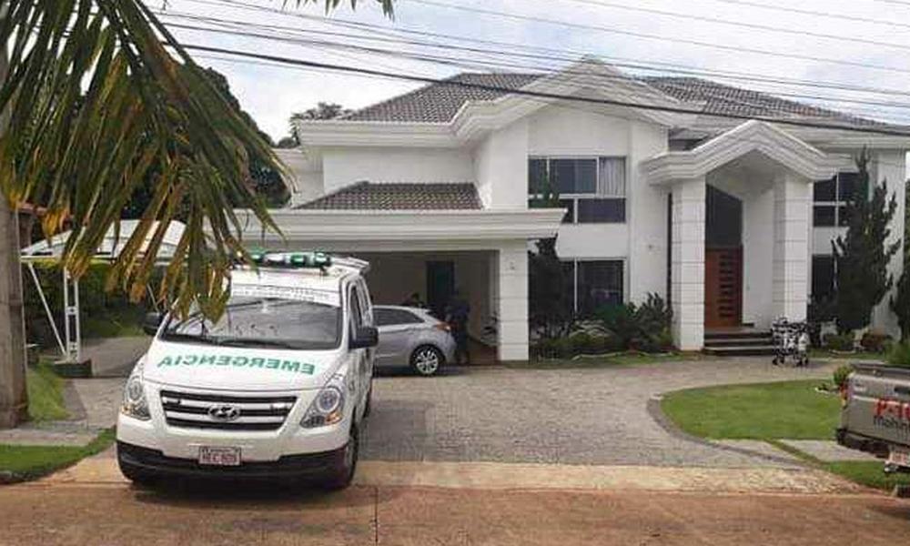 Doble homicidio en Paraná Country Club