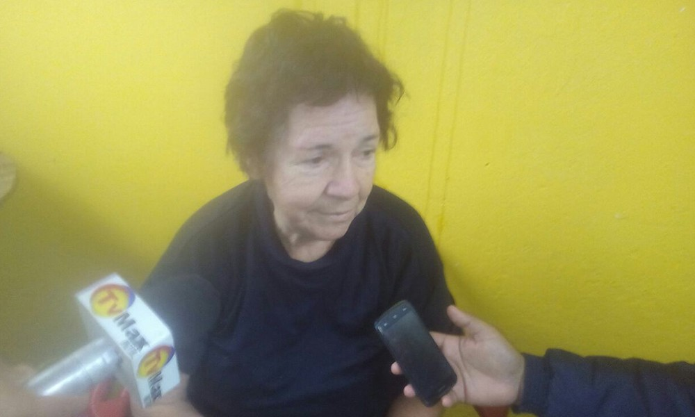 Antonia Garcete Vda. de Samudio (75), desalojada por deuda impaga con INCRESA. //OviedoPress