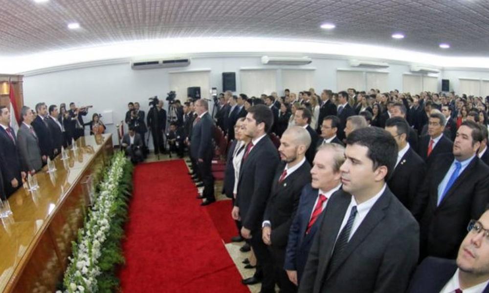 TSJE proclamó a los 80 diputados electos