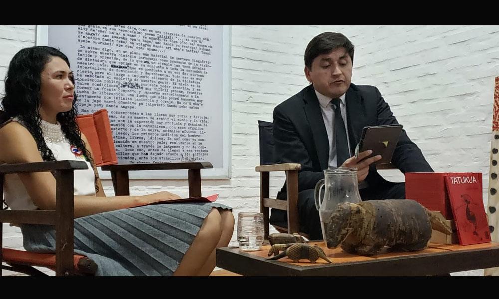 Presentación de «TatuKua» en Clemente Roga