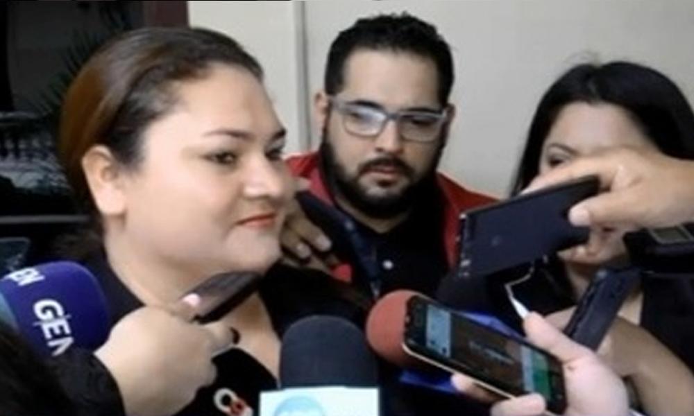 Ministro del Interior se reunió con la esposa de Edelio Morínigo