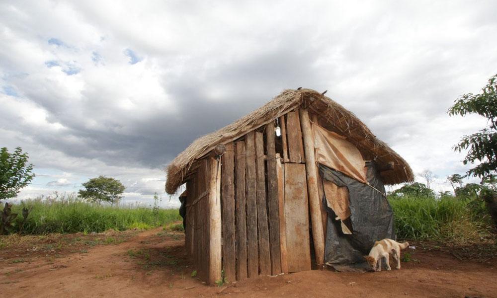Caazapá: Declaran emergencia en comunidad en estado de pobreza