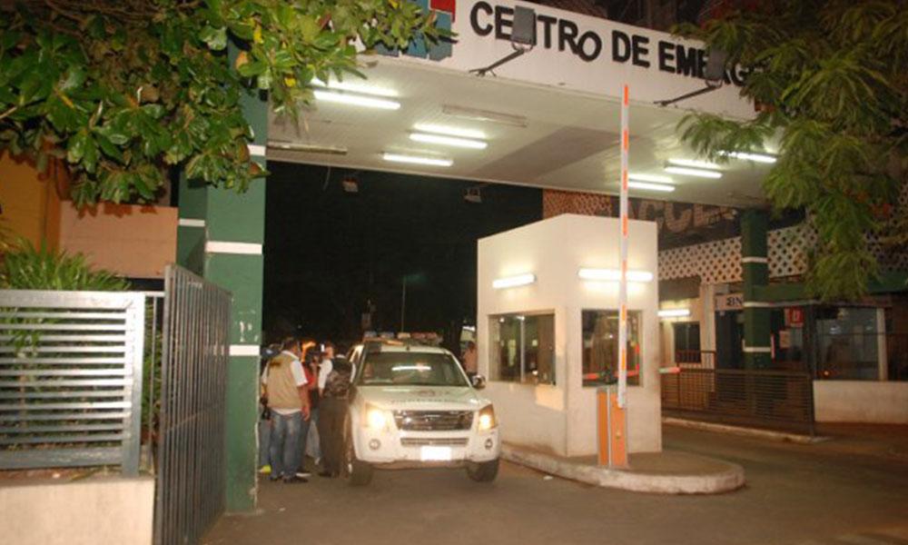 Los huérfanos siguen internados en el Hospital del Trauma.