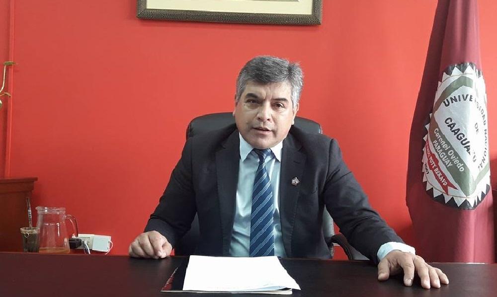 """Hugo Giménez: """"CSU no tiene atribución para nada de lo que hizo"""""""