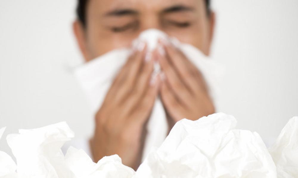 Los casos de influenza aumentaron un 20% más en comparación al año pasado