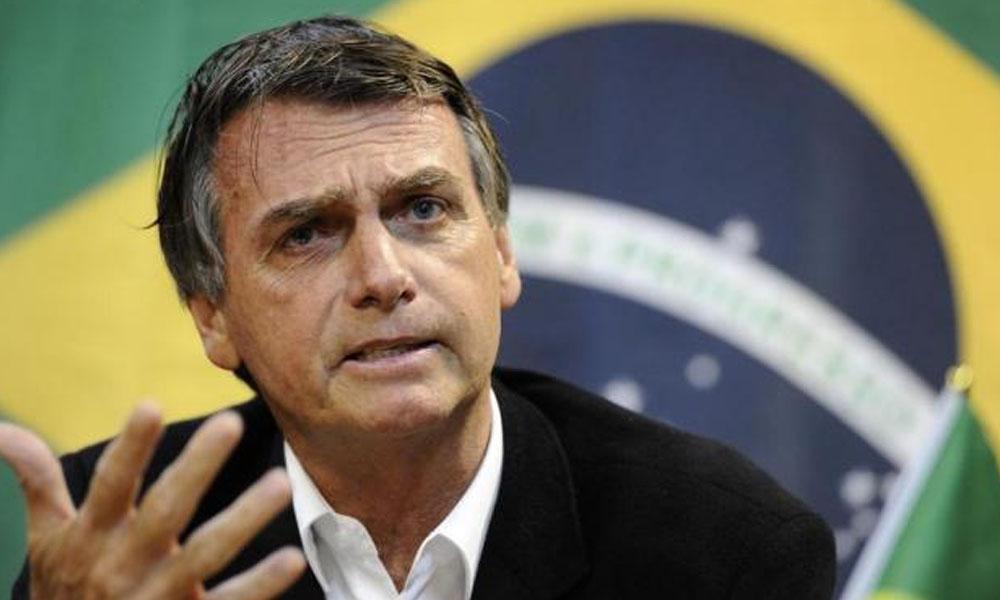 Jair Bolsonaro califica matanza en escuela de Brasil como «monstruosa y cobarde»