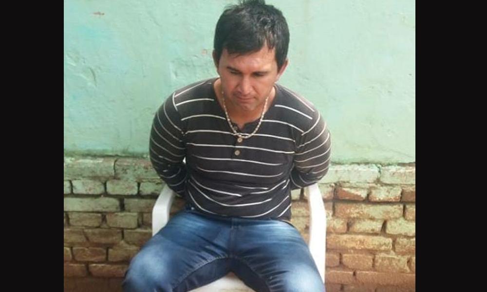 Detienen por hurto a un sujeto en Villarrica