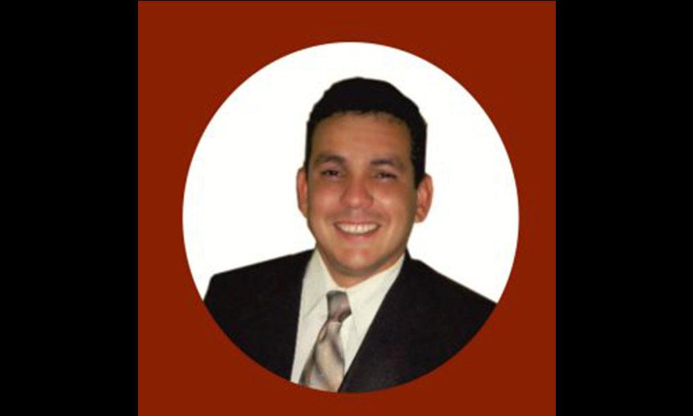 Juan Daniel Cáceres, Director Municipal de Catástro. Foto://Facebook.
