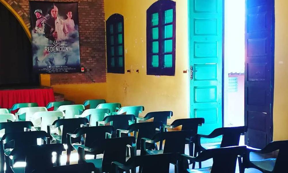 Inicia ciclo de cine con «La Redención» en Casa de Amistad