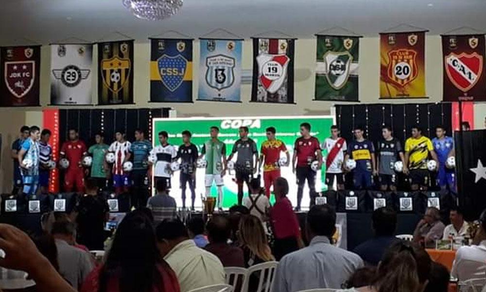 Con mucho colorido lazan campeonato de la Liga Sanjosiana de Deportes