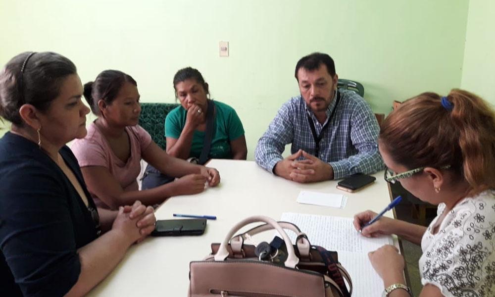 María Gabriela recibe asistencia integral de salud mental